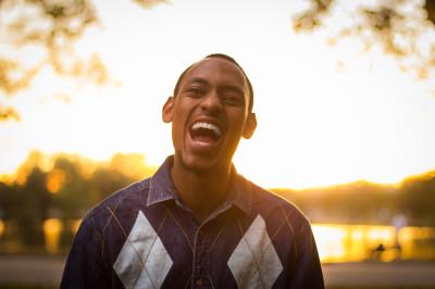 JasonCorey 笑顔